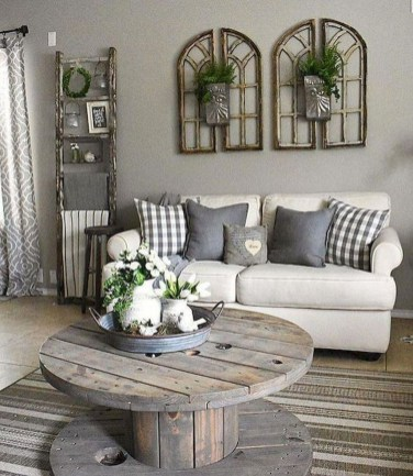 Amazing Fall Living Room Decorating Ideas To Try Asap06
