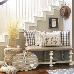 Amazing Fall Living Room Decorating Ideas To Try Asap19
