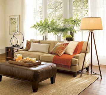 Awesome Living Room Decoration Ideas For Fall06