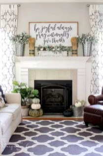 Awesome Living Room Decoration Ideas For Fall13