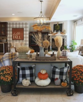 Awesome Living Room Decoration Ideas For Fall23