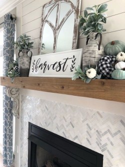 Awesome Living Room Decoration Ideas For Fall26