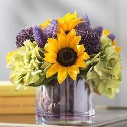 Brilliant Faux Flower Fall Arrangements Ideas For Indoors45