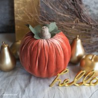 Excellent Diy Fall Pumpkin Topiary Ideas For Home Décor08