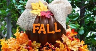 Excellent Diy Fall Pumpkin Topiary Ideas For Home Décor33