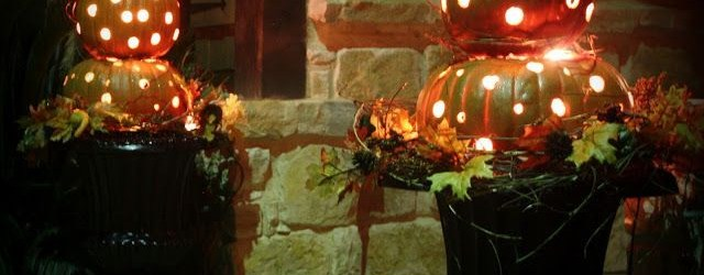 Excellent Diy Fall Pumpkin Topiary Ideas For Home Décor42
