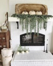 Stunning Fall Home Decor Ideas With Farmhouse Style04