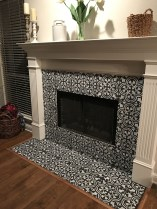 Wonderful Fireplace Makeover Ideas For Fall Home Décor38