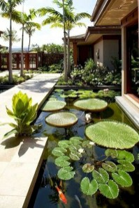 Casual Backyard Ponds Design Ideas For Garden To Try Asap19