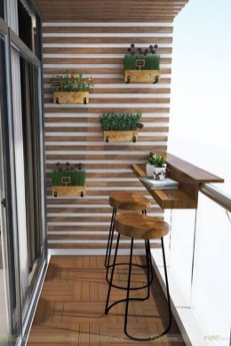 Charming Balcony Design Ideas For Summer15