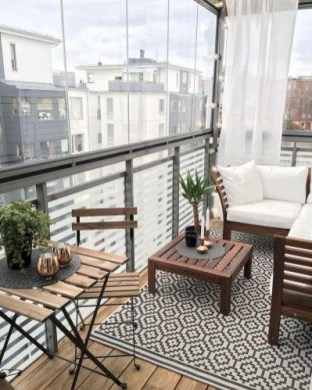 Charming Balcony Design Ideas For Summer16