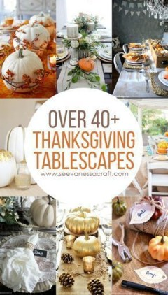 Elegant Diy Thanksgiving Design Ideas For Outdoor Decorations15