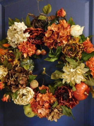 Elegant Diy Thanksgiving Design Ideas For Outdoor Decorations17