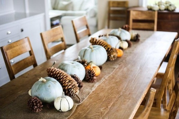Elegant Diy Thanksgiving Design Ideas For Outdoor Decorations30