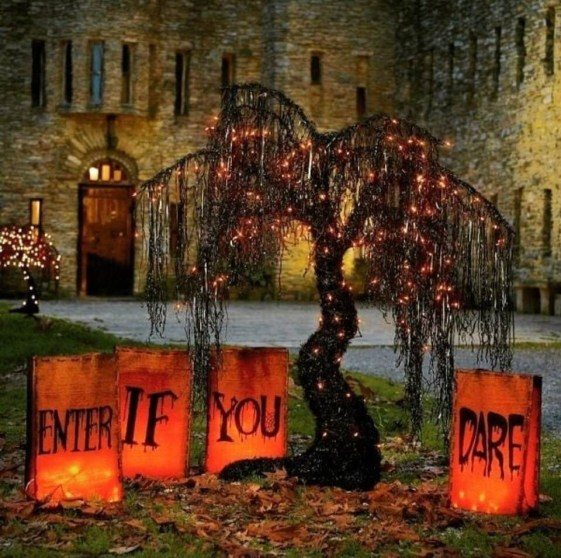 Elegant Diy Thanksgiving Design Ideas For Outdoor Decorations32