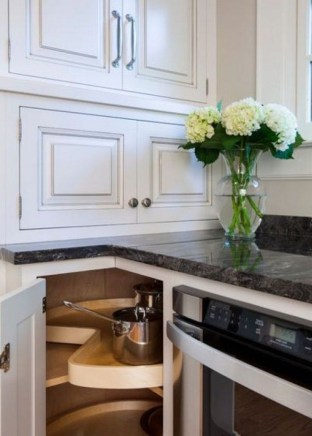 Enchanting Ergonomic Kitchens Design Ideas To Try Right Now31