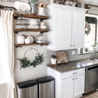 Excellent Farmhouse Interior Design Ideas To Try Right Now17