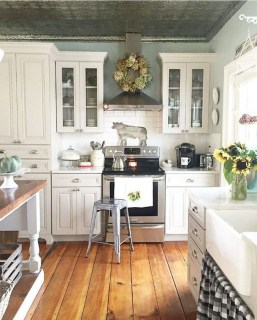 Excellent Farmhouse Interior Design Ideas To Try Right Now29