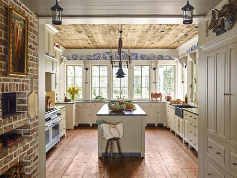 Extraordinary Farmhouse Kitchens Design Ideas That Have An Elegant Looks07