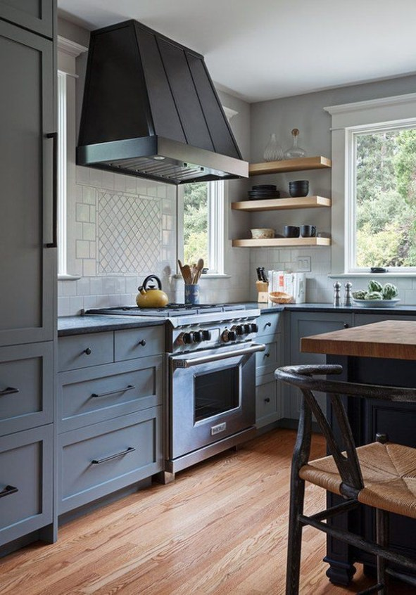 Extraordinary Farmhouse Kitchens Design Ideas That Have An Elegant Looks18