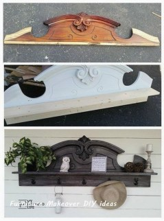 Extraordinary Old Furniture Ideas To Beautify The Decor28