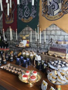 Favorite Diy Harry Potter Party Design Ideas For Halloween To Try22