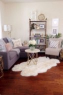 Flawless Diy First Apartment Design Ideas For Living Room23