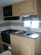Gorgeous Rv Kitchen Accessories Ideas To Copy Right Now37