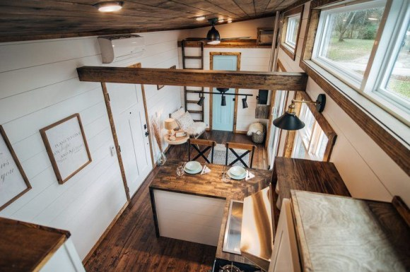 Hottest Interior Tiny House Design Ideas To Copy Right Now25