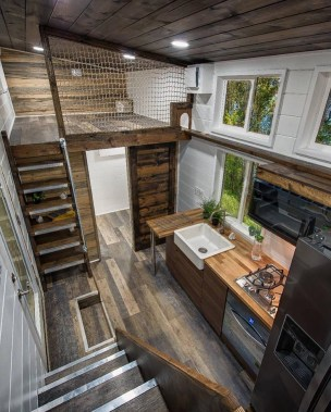 Hottest Interior Tiny House Design Ideas To Copy Right Now44