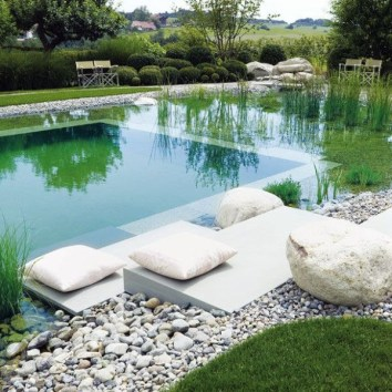 Inexpensive Summer Pool Design Ideas On A Budget42