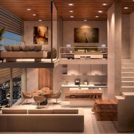 Lovely Interior Design Ideas For The Transitional Home41