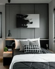 Modern Small Bedroom Design Ideas That Are Look Stylishly Space Saving10
