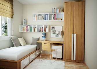 Modern Small Bedroom Design Ideas That Are Look Stylishly Space Saving11