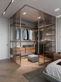 Modern Small Bedroom Design Ideas That Are Look Stylishly Space Saving19