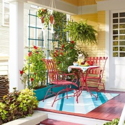 Pretty Planter Design Ideas For Summer Porch To Looks Amazing13