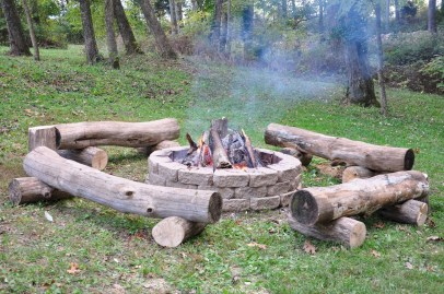 Superb Diy Fire Pit Ideas To Try In The Backyard15