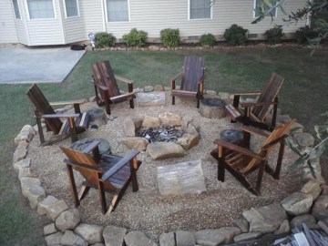 Superb Diy Fire Pit Ideas To Try In The Backyard17