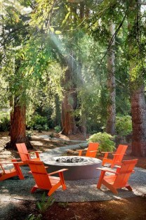 Superb Diy Fire Pit Ideas To Try In The Backyard27