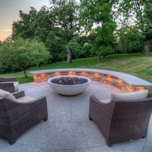 Superb Diy Fire Pit Ideas To Try In The Backyard32