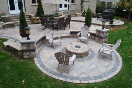 Superb Diy Fire Pit Ideas To Try In The Backyard33