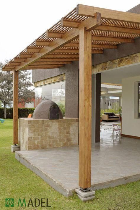 Unique Wooden Pergola Design Ideas Ideas For Your Dream Garden15
