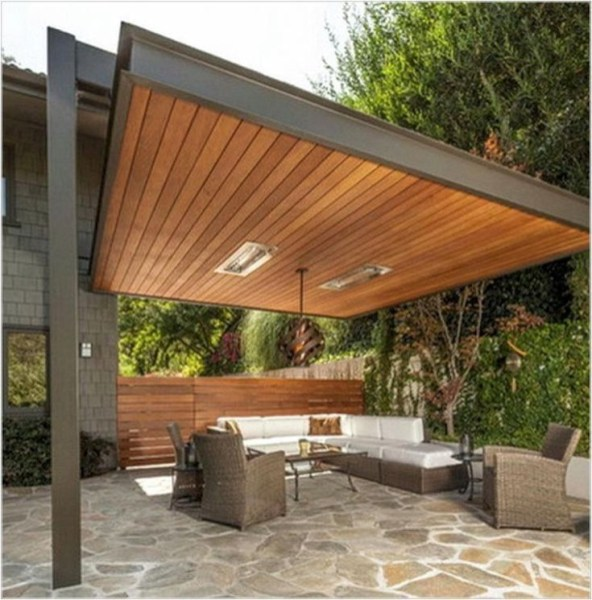 Unique Wooden Pergola Design Ideas Ideas For Your Dream Garden29