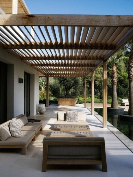 Unique Wooden Pergola Design Ideas Ideas For Your Dream Garden40