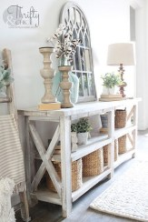 Unusual Diy Console Table Design Ideas To Try This Year04