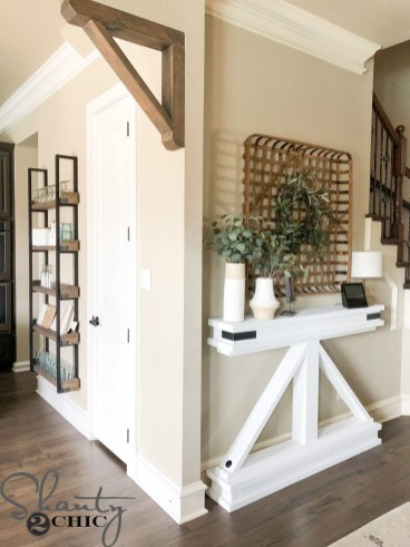 Unusual Diy Console Table Design Ideas To Try This Year37
