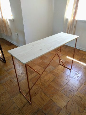 Unusual Diy Console Table Design Ideas To Try This Year45