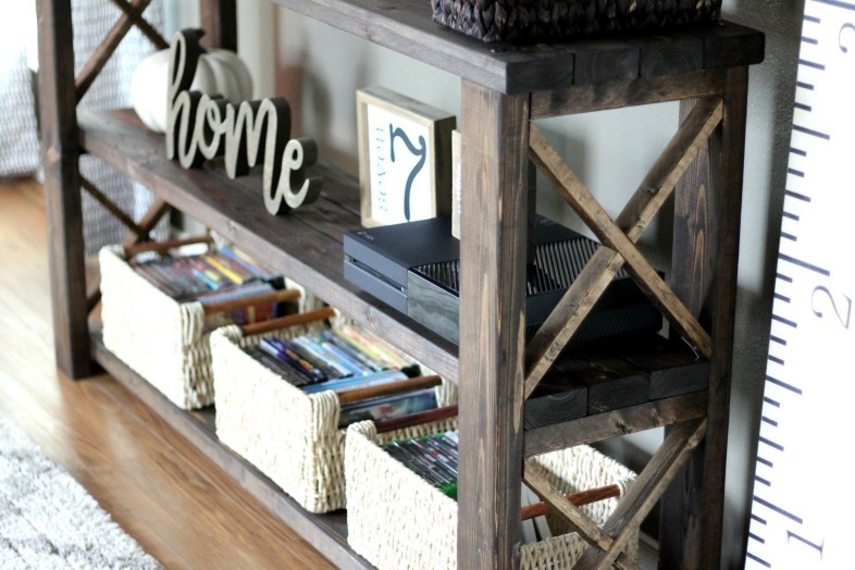 Unusual Diy Console Table Design Ideas To Try This Year46