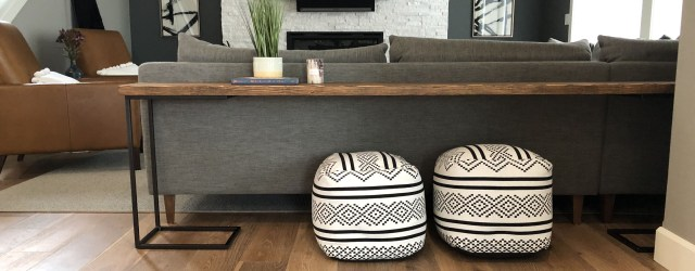 Unusual Diy Console Table Design Ideas To Try This Year47