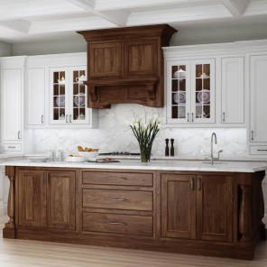 Affordable Kitchen Cabinet Design Ideas That Make Your Kitchen Looks Neat32